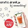 gratis-drankje-15-korting-bij-installatie-la-place-app